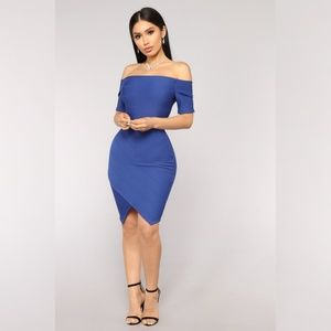 Fashion Nova • NWT Made for You Dress